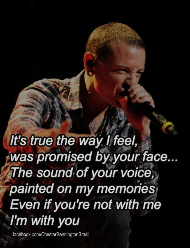 Image Result For Linkin Park With You