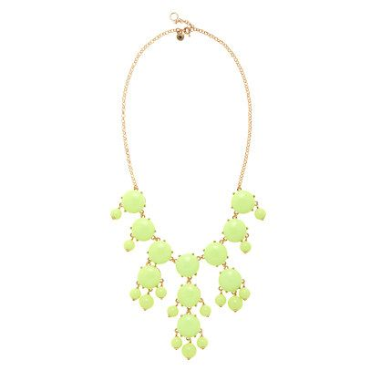 J.Crew - Bubble necklace