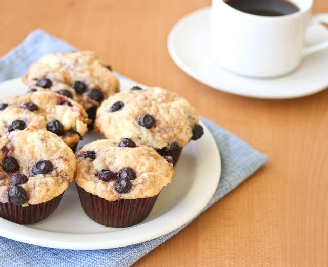 Keurig K-Cup and Blueberry coffee cake muffins | Kirbie's Cravings | A ...