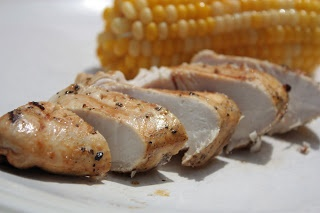 Grilled Island Chicken | Molly Crocker Cooking | Pinterest