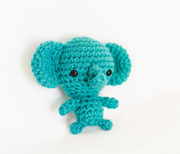 Crochet Elephant Pattern : amigurumi patterns