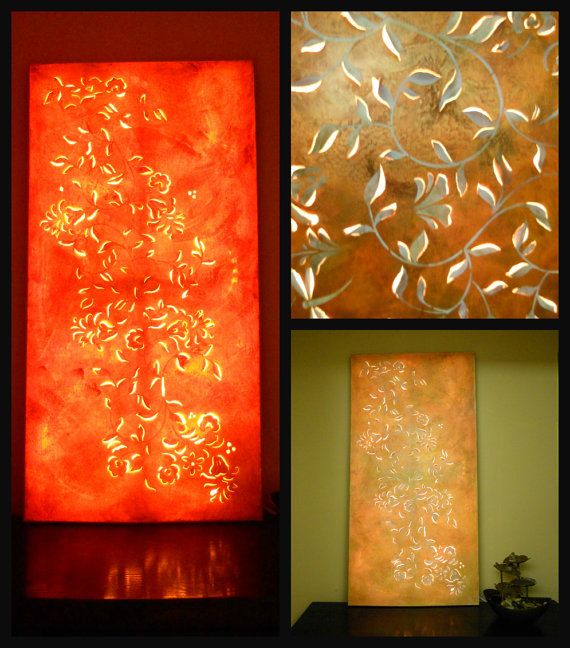 Large Canvas LIMITED SALE 50 OFF Wall Decor Lighting Canvas