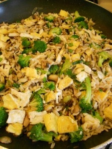 Brown & Wild Fried Rice | Recipes and stuff | Pinterest