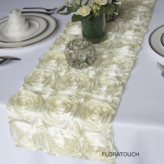 runner  wedding wedding tables table ivory