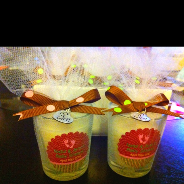 baby shower candle favor baby shower ideas pinterest