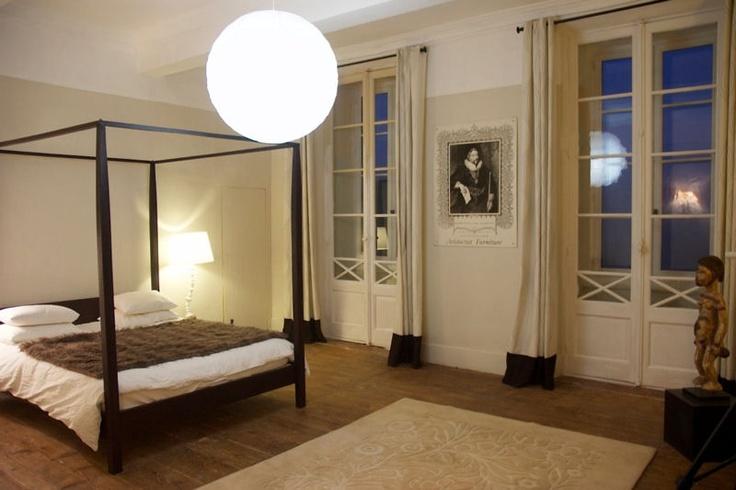 Modèle Chambre A Coucher Fille : chambre déco naturelle  Home sweet Home  Pinterest
