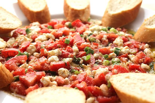 Free to be Lea: Greek Feta Dip | Food/recipes | Pinterest