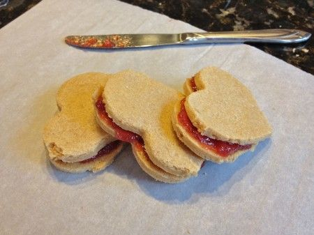 PB & J sandwich Cookies! | Sweet Stuff | Pinterest
