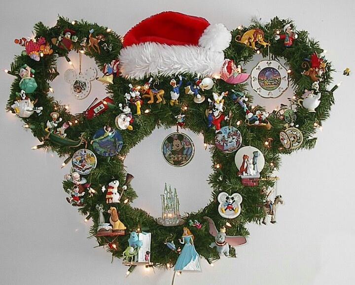 Disney Christmas Garland
