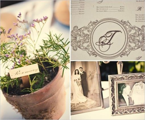 Italian Wedding Theme Ideas