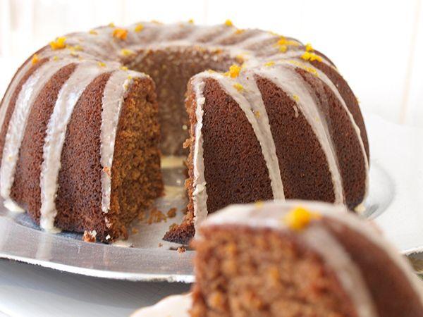 Chocolate-Orange Bundt Cake | K i t c h e n - Cakes | Pinterest