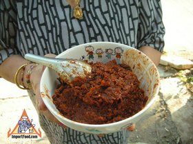 Roasted Chile Paste, Prik Pao | At Table | Pinterest
