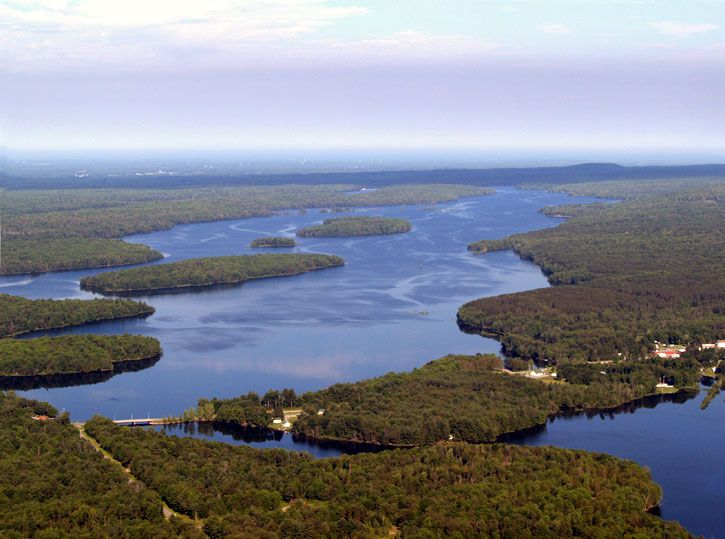 Salmon river reservoir redfield ny upstate ny pinterest for Salmon river ny fishing map