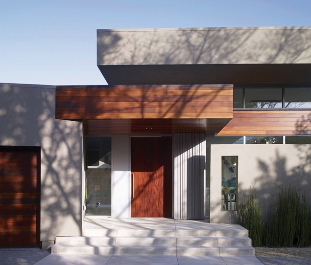 Modern Front Porch Beach House Frontage Pinterest