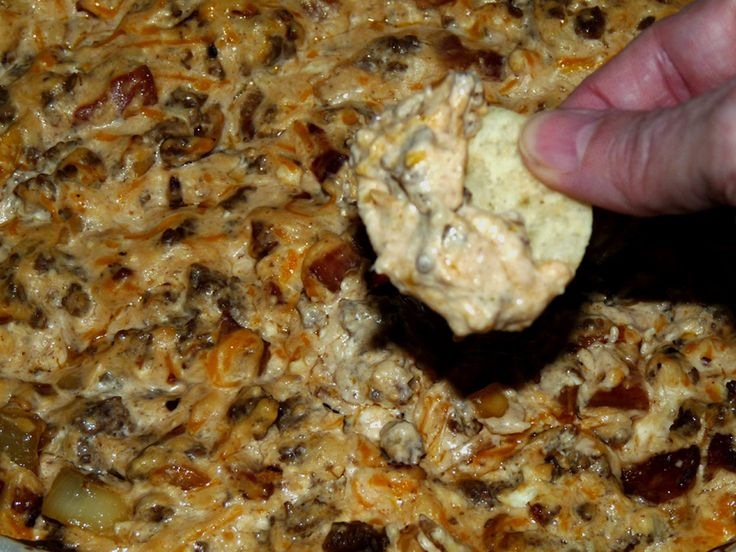 Bacon Double Cheeseburger Dip | I Made This! | Pinterest