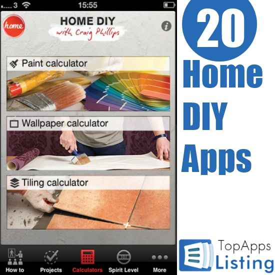 Home Improvement Apps Amusing With 20 DIY Home Improvement Apps   Techonology   Pinterest Picture