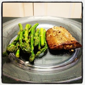 ... in the Kitchen: Quick, Easy, Healthy Recipes: Firecracker Salmon
