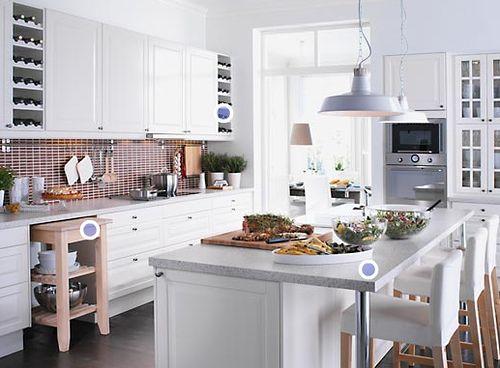 Ideas para la decoraci n de cocinas para m s informaci n for Decoracion para cocinas