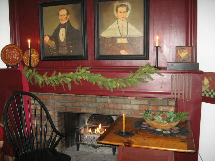 Primitive Fireplace 736 x 552