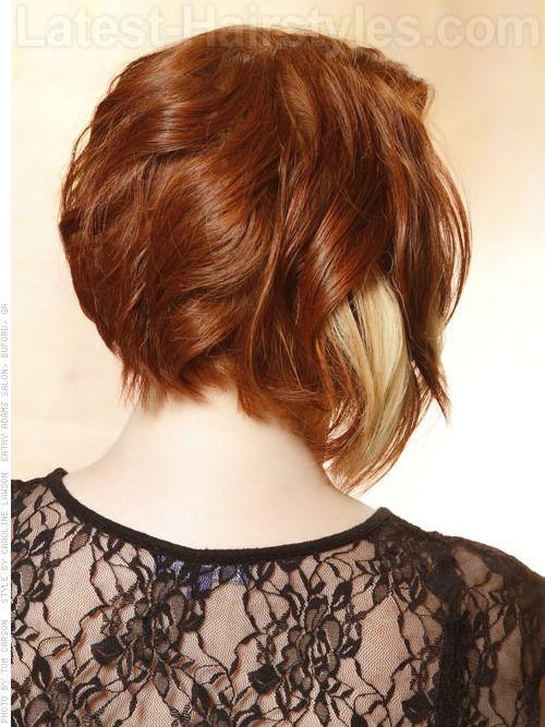 Inverted Bob Back View | Hair