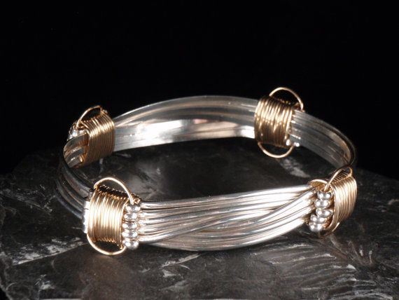 Elephant Hair Bracelet  5 strand by MickeysDesigns on Etsy, $225.00