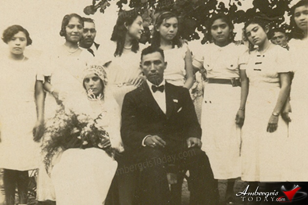 The First Families In San Pedro, Ambergris Caye Belize. My family was one of the first to live on the Island!