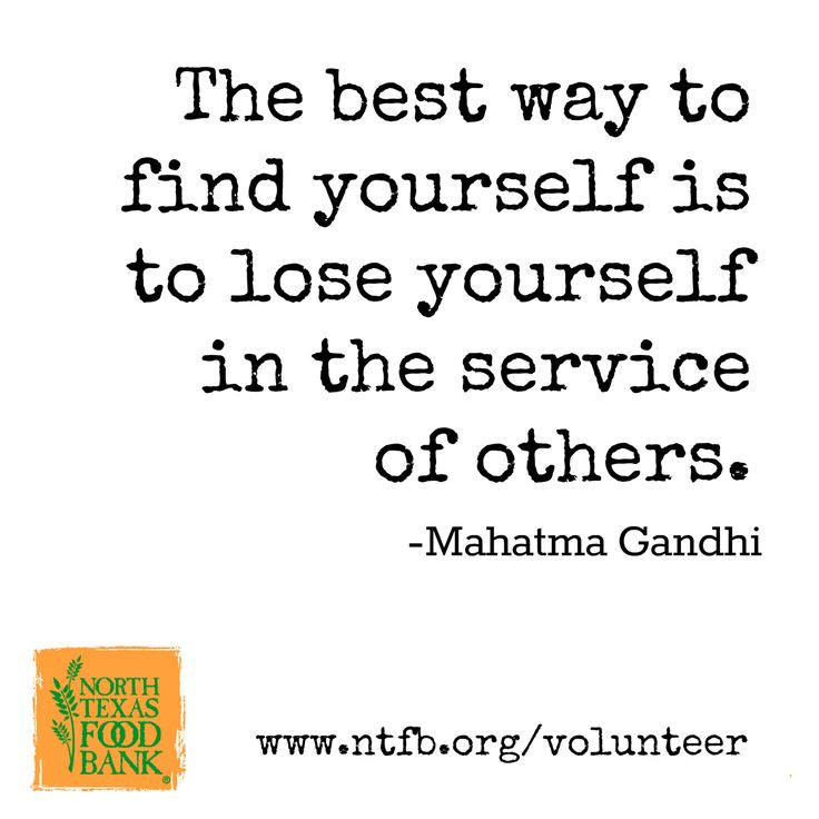 inspirational volunteer quotes like success