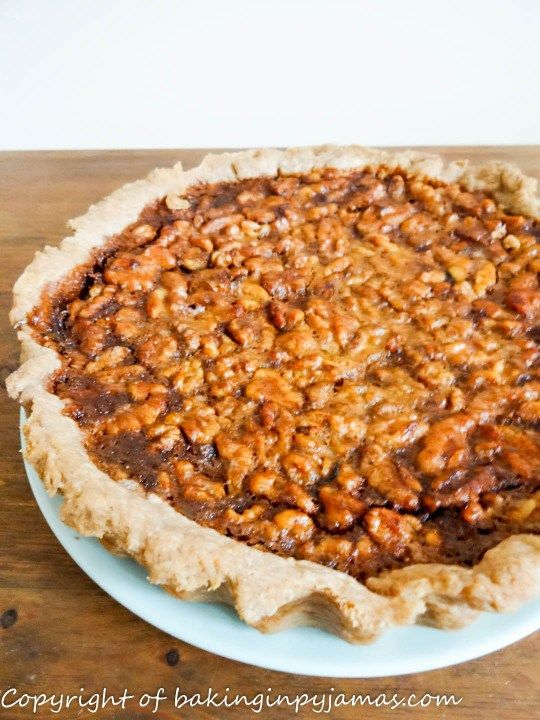 Salted Honey-Walnut Tart | ahh sweeeeets | Pinterest