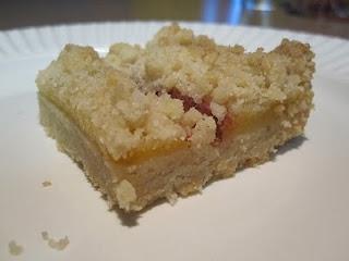 peach shortbread | Favorite Recipes | Pinterest