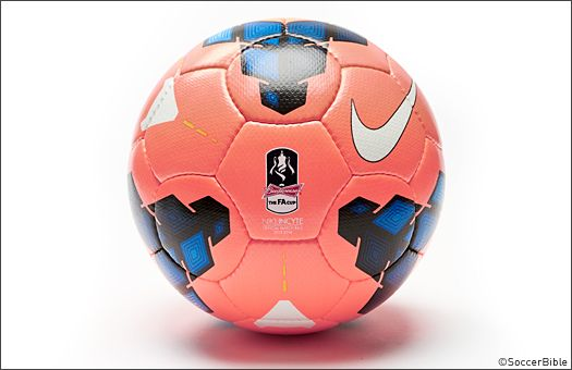 fa cup 2013 ball