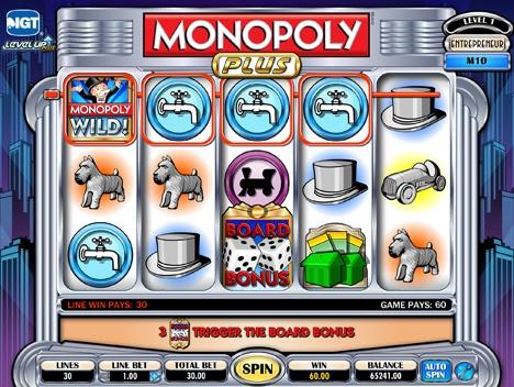 monopoly slot machine facebook