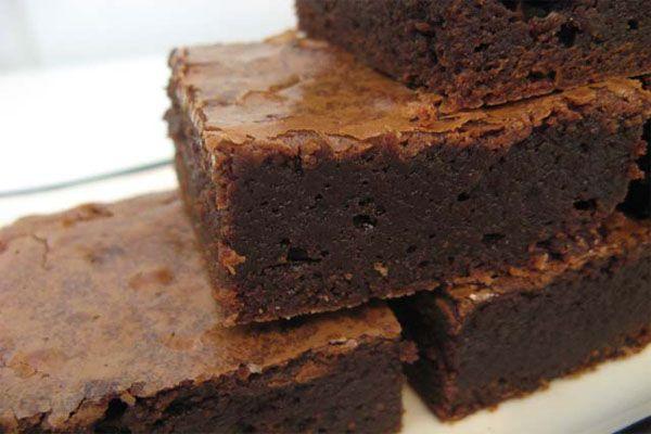 Easy Homemade Brownie Recipe | Sweeeeeet! | Pinterest