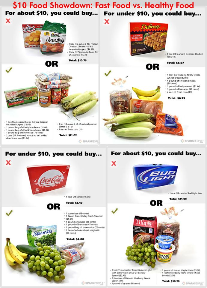Pin by michelle morgan on health and wellness pinterest for Lean cuisine vs fast food