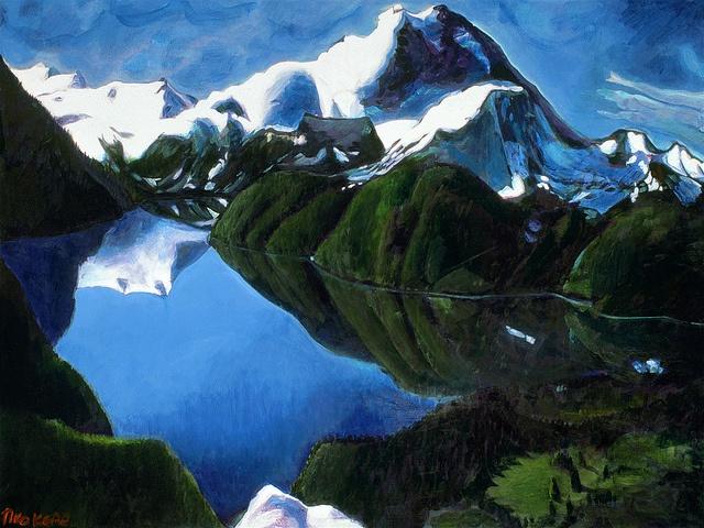 Mountain Kerr