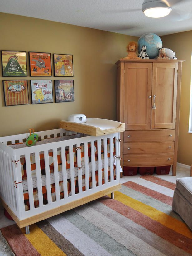 - 10 Decorating Ideas for Nurseries on HGTV