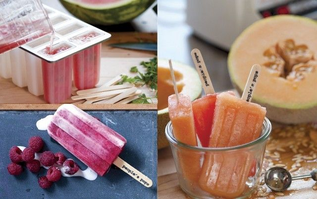 healthy popsicles! Watermelon parsley pops; Recipes From people's pops ...