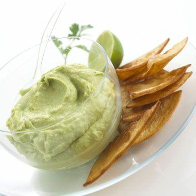 Creamy Guacamole | Recipes | Pinterest