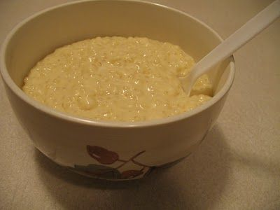 ... Kitchen: Warm n' Creamy Tapioca Pudding..TO REPLACE YUCCA..HOMEMADE