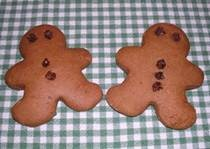 Low Fat Gingerbread Men cookies | Cookbook - Cookie Jar | Pinterest
