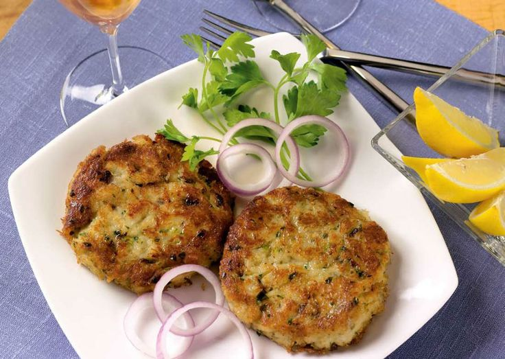 ... Crab Cakes with Cabot Horseradish Cheddar are a twist on the classic