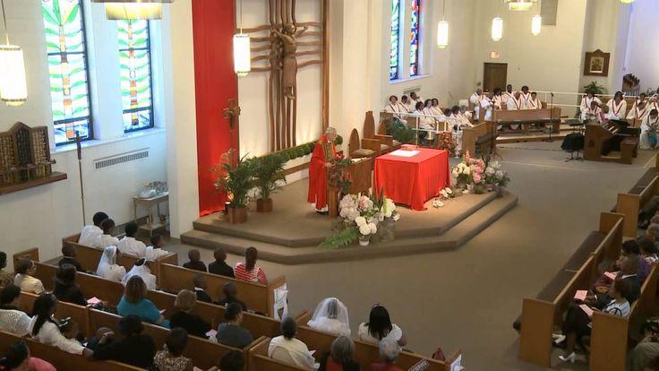 when is catholic pentecost 2015