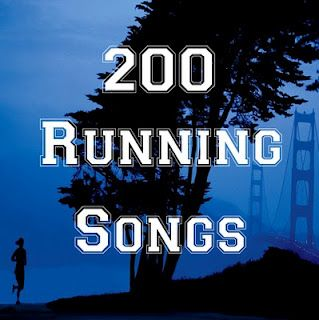 200 running songs.  I don't really plan to run but I love a lot of these songs