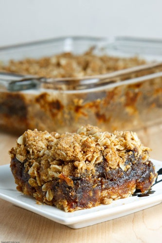 Date Crumb Bar by Kevin - Closet Cooking, via Flickr