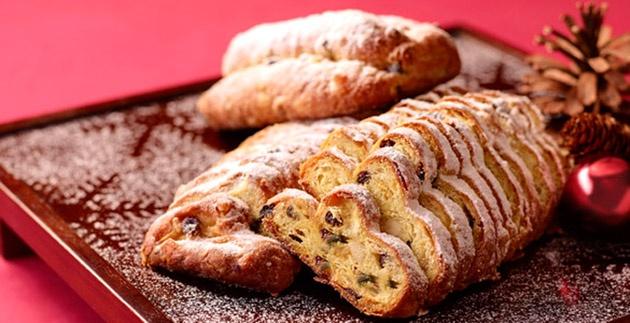 Штолен - немецкий рождественский кекс (рецепт)