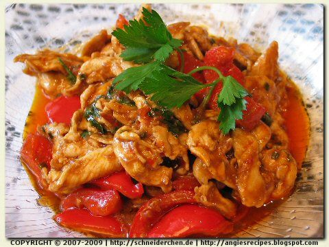 Angie's Recipes - Mapo Chicken | Angie's Recipes | Pinterest
