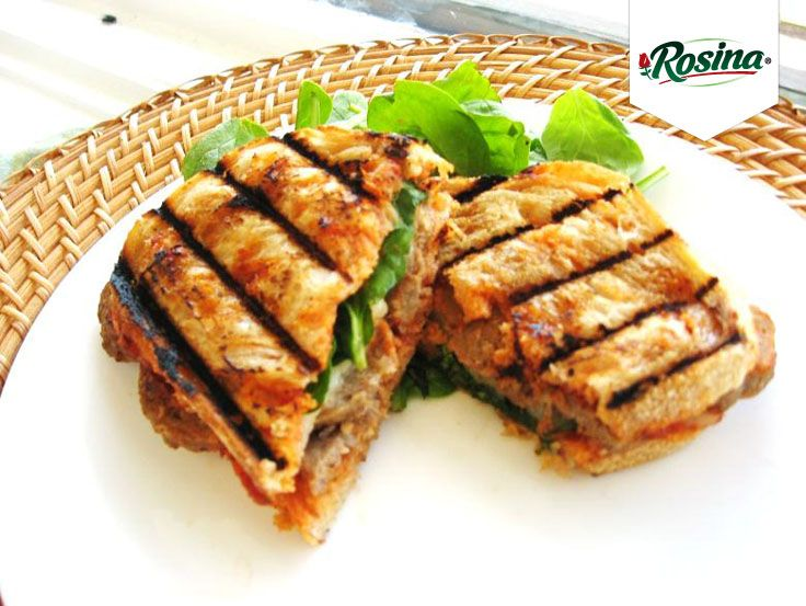 Rosina® Meatball Panini — If you like meatball subs, you'll fall ...