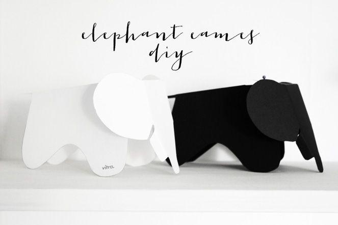 Paper Animal Elephant