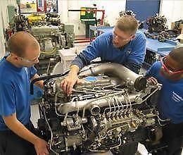 Diesel Mechanic eazy grade