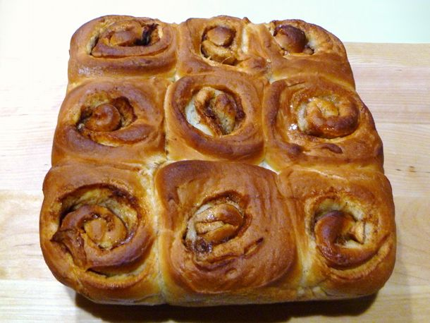 Bread Baking: Cinnamon Apple Sweet Rolls | Recipe