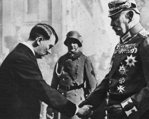 a biography of adolf hitler the chancellor of nazi germany Find out more about adolf hitler with these 10 facts the german klara hitler died of breast cancer, and adolf how adolf hitler became chancellor of germany.